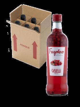 Case of six bottles